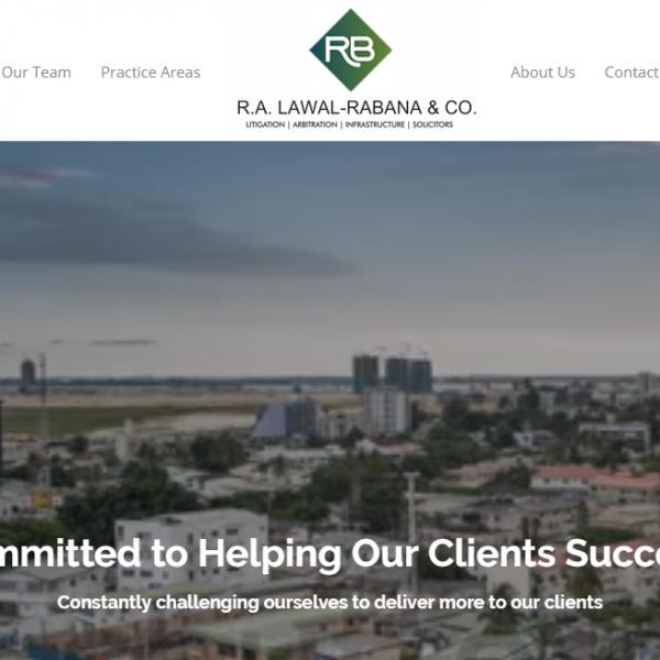 R.A. Lawal-Rabana, SAN & Co.